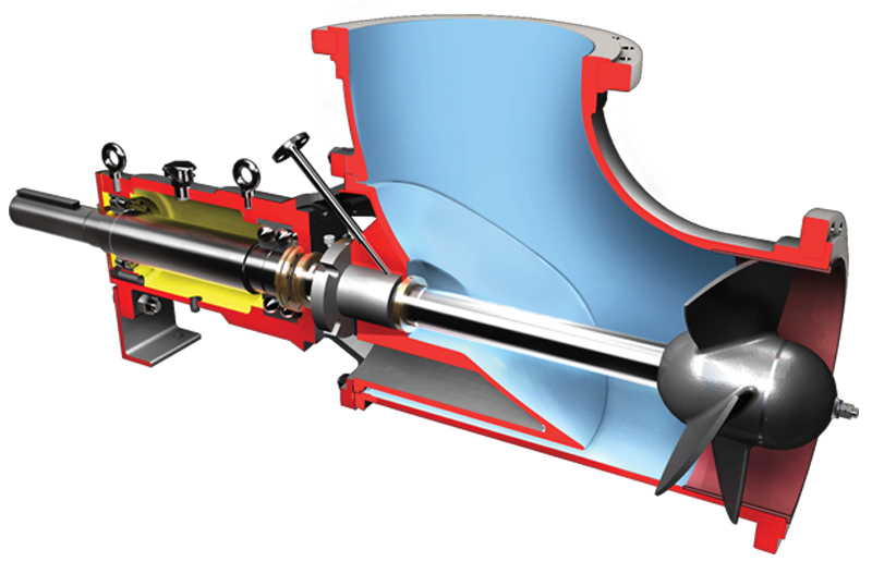 Axial Flow Propeller Pumps : Abs engineering trading sdn bhd lawrence pumps