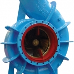 DS Overhung, Double Volute, End Suction Industrial Process Pump