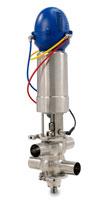 Unique mixproof CP-3 valve (US)